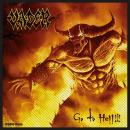 Vader - Go To Hell Aufnäher