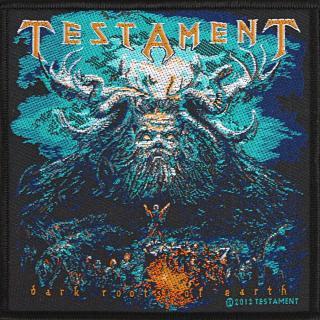 Testament - Dark Root Of The Earth Aufnäher