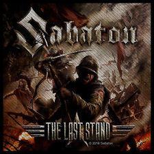 Sabaton - The Last Stand Aufnäher