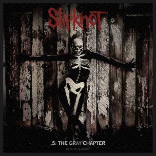 Slipknot - The Gray Chapter Aufnäher