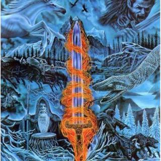 Bathory - Blood On The Ice -  CD