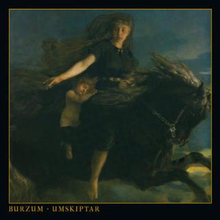 Burzum - Umskiptar CD