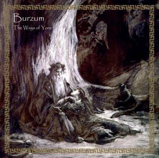 Burzum - The Ways Of Yore CD