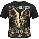 Black Veil Brides - Etched T-Shirt