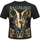 Black Veil Brides - Etched T-Shirt