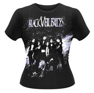 Black Veil Brides - Sloppy Copy Damen Shirt