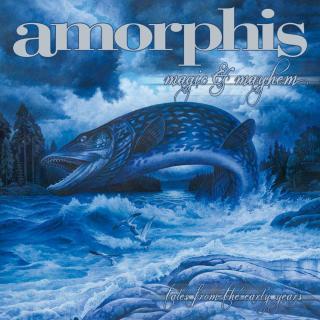 Amorphis - Magic And Mayhem CD