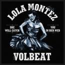 Volbeat - Lola Montez Aufnäher