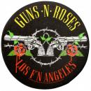 Guns N Roses - Los Fxxxing Angeles Aufnäher