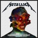 Metallica - Hardwired To Self Destruct Aufnäher