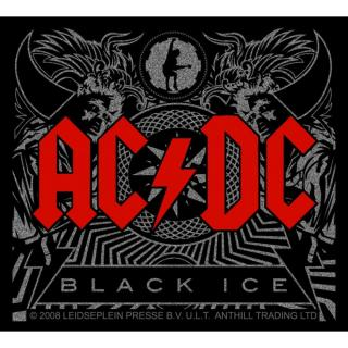 AC/DC - Black Ice Aufnäher Patch