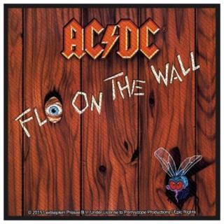 AC/DC - Fly On The Wall Aufnäher