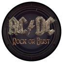 AC/DC - Rock Or Bust Aufnäher