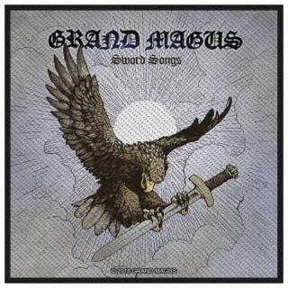 Grand Magus - Sword Songs Aufnäher