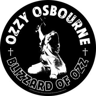 Ozzy Osbourne - Blizzard Of The Ozz Rückenaufnäher