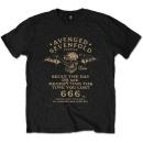 Avenged Sevenfold - Seize The Day T-Shirt