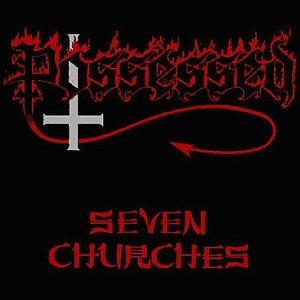 Possessed - Seven Churches -  CD