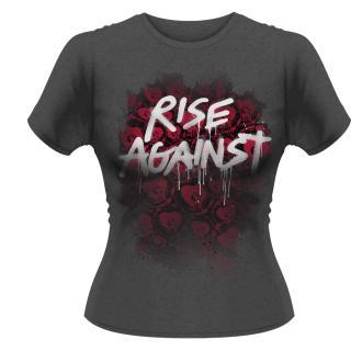 Rise Against - Vandal Damen Shirt Gr. L