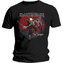 Iron Maiden - The Trooper Red Sky T-Shirt
