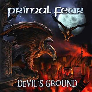 Primal Fear - Devils Ground -  CD