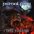 Primal Fear - Devils Ground -  CD