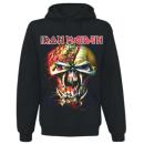 Iron Maiden - Final Frontier Big Head Kapuzenpullover