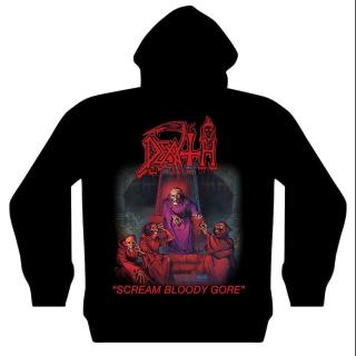 Death - Scream Bloody Gore Kapuzenjacke