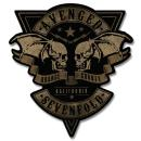 Avenged Sevenfold - Orange County Cut Out Patch