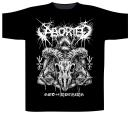 Aborted - God Of Nothing T-Shirt