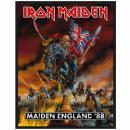 Iron Maiden - Maiden England Patch