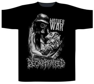 Decapitated - Mother War T-Shirt