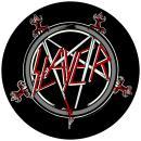 Slayer - Pentagram Backpatch Rückenaufnäher