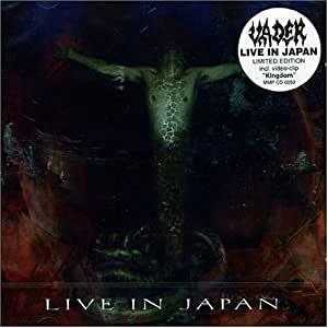 Vader - Live In Japan -  CD