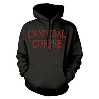 Cannibal Corpse - Dripping Logo Kapuzenpullover