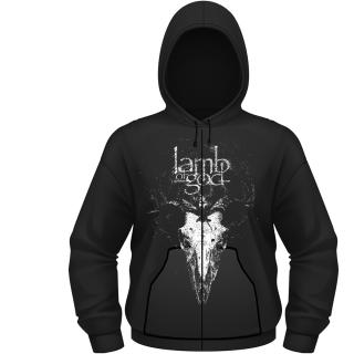 Lamb Of God - Candle Light Kapuzenjacke