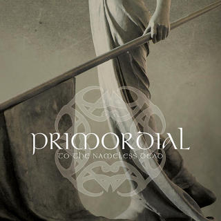 Primordial - To The Nameless Dead CD