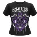 Asking Alexandria - Demonic Damen Gr. L