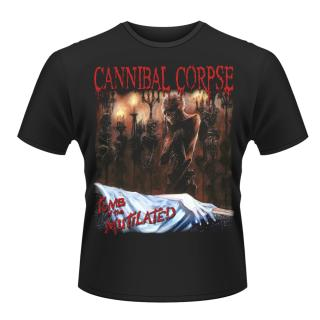 Cannibal Corpse - Tomb Of The Mutilated T-Shirt