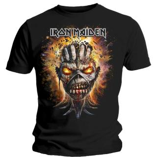 Iron Maiden - Exploding Head T-Shirt