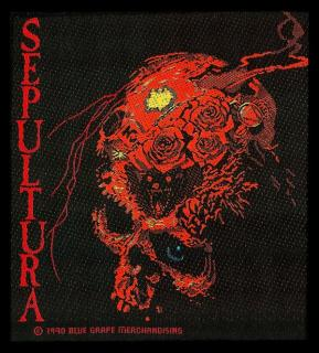 Sepultura - Beneath To Remains Patch Aufnäher