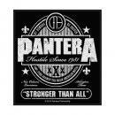 Pantera - Stronger Than All Patch Aufnäher