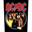 AC/DC - Highway To Hell Rückenaufnäher
