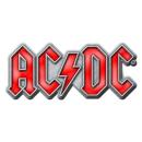 AC/DC - Red Logo Pin