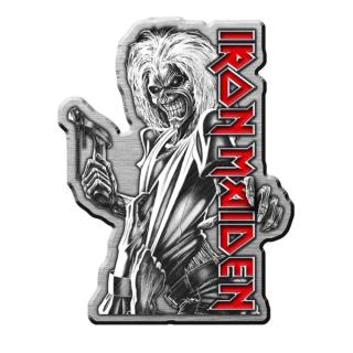 Iron Maiden - Killers Pin