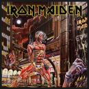 Iron Maiden - Somewhere In Time Aufnäher