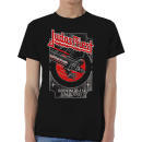 Judas Priest - Silver And Red Vengeance T-Shirt