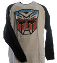 Film TV: Transformers - Autobot Logo Longsleeve