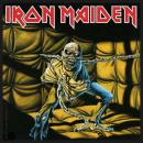 Iron Maiden - Piece Of Mind Aufnäher