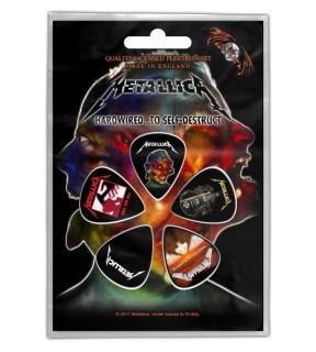 Metallica - Hardwired To Self Destruct Plektrum Set