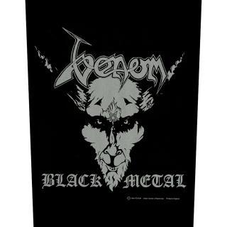 Venom - Black Metal -  Backpatch Rückenaufnäher